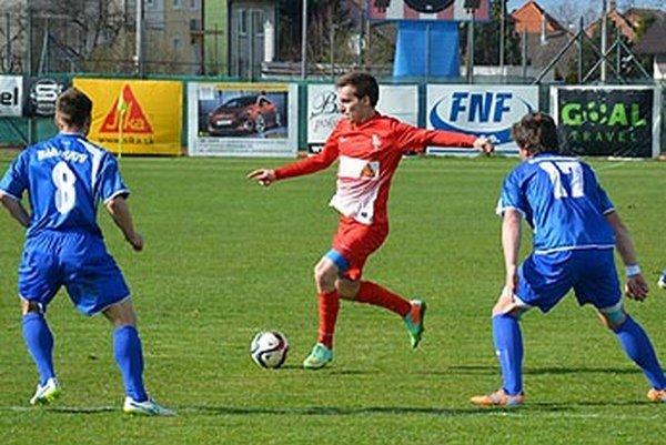 Autorom gólu Serede bol Matej Loduha.