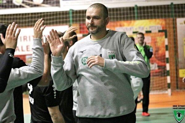 Opora MHC Štart Nové Zámky Michal Meluš