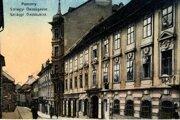 Lekáreň u Salvatora slúžila svojmu účelu takmer sto rokov