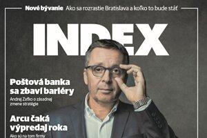 Októbrový INDEX (výrez)