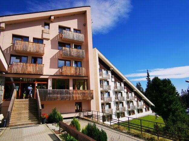 Hotel FIS Štrbské Pleso 3*