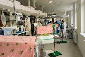 Perinatológia v Martine je najmodernejším perinatologickým pracoviskom na Slovensku.