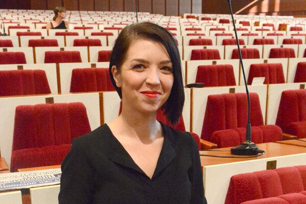Zuzana Slivenská Kritizuje zrušenie mládežníckej olympiády kvôli strachu primátora a niektorých poslancov.