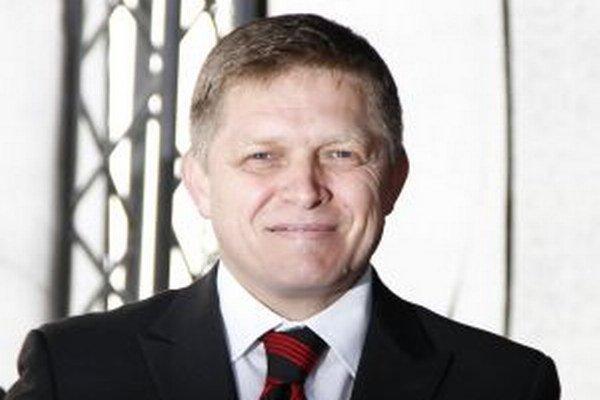 Fico pôsobil, akoby ani netušil, ako dopadli voľby v Zlatých Moravciach.