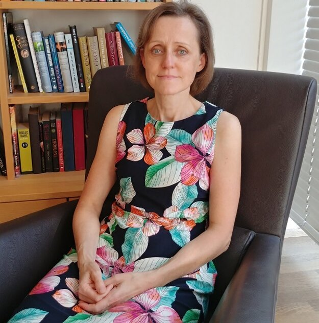 Mária Rečková, riaditeľka Národného onkologického inštitútu