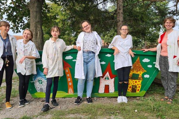 Deti chceli ľuďom pripomenúť dôležitosť ochrany prírody.