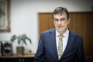 Predseda Špecializovaného trestného súdu Jan Hrubala.