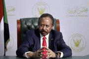 Premiér Sudánu Abdall Hamdok.