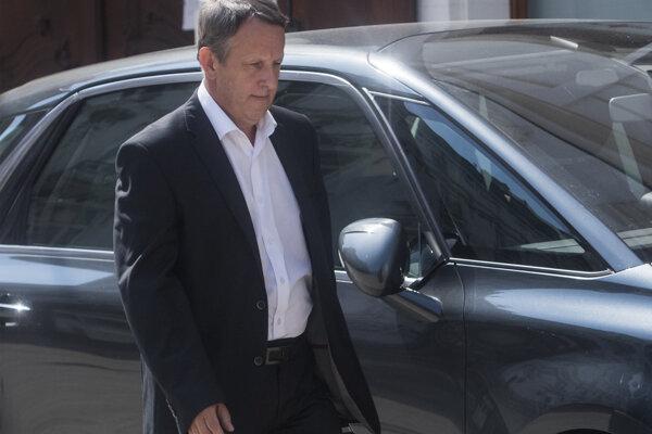 Sudca Špecializovaného trestného súdu Michal Truban.