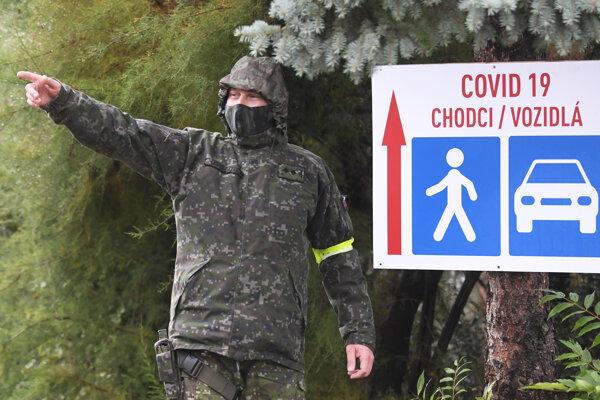 Pilotné testovanie bude tento víkend na Orave a v okrese Bardejov, pomôže armáda.