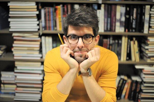 Režisér Martin Smatana zabodoval vo svete hneď svojim študentským filmom Šarkan.
