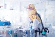 Oddelenie anestéziológie a intenzívnej medicíny v UNLP Košice.