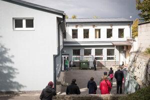 Testovanie v obci Bobrov na Orave.