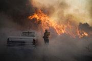 Lesné požiare spálili v Kalifornii od začiatku roka už viac ako jeden a pol milióna hektárov.