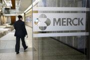Budova spoločnosti  Merck v americkom Kenilworthe.