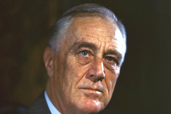 Franklin Delano Roosevelt bol najdlhšie slúžiacim prezidentom USA.