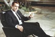 Sean Connery v bondovke Žiješ len dvakrát.