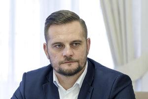 Šéf Sociálnej poisťovne Juraj Káčer.