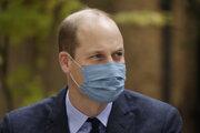 Britský princ William.