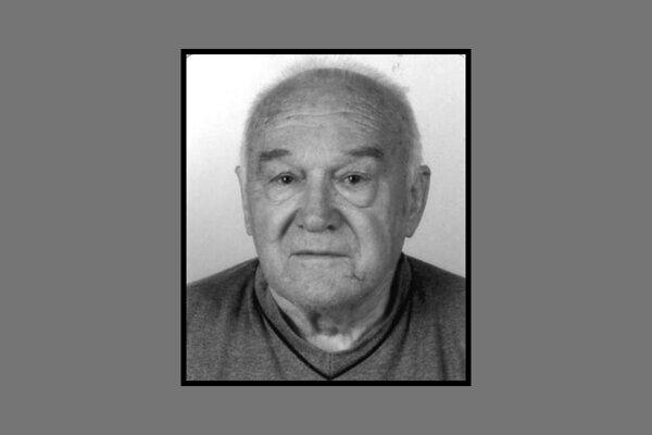 Jozef Hanák (1930-2020).