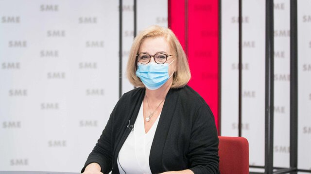 Epidemiologička Zuzana Krištúfková v relácii Rozhovory ZKH.