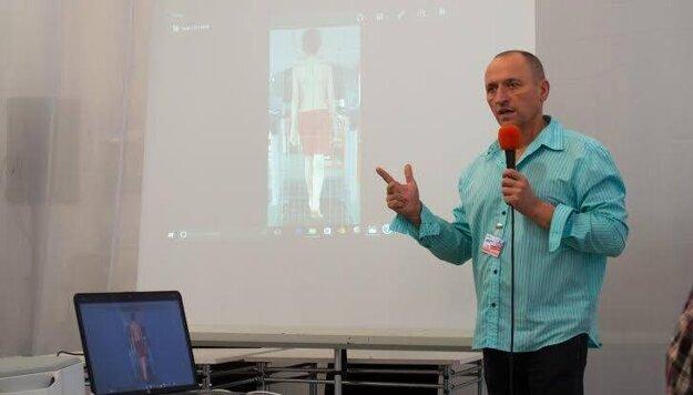 Peter Jablonský, majiteľ zvolenského fitnes centra.