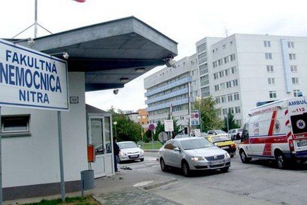 Nitrianska nemocnica eviduje nárast pacientov s vírusovým zápalom mozgových blán od septembra.