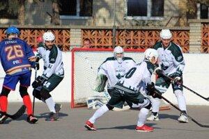 Skalickí hokejbalisti