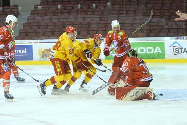 Trenčín prehral s Miškovcom o tri góly.
