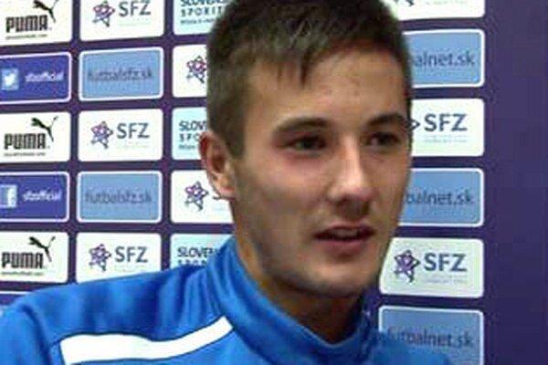 Tomáš Vestenický strieľa v reprezentácii jeden gól za druhým.