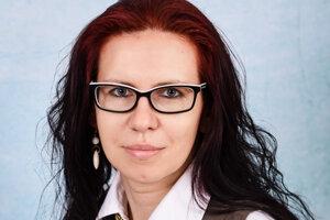 Martina Antošová, koordinátorka projektu biobanky na JLF UK.