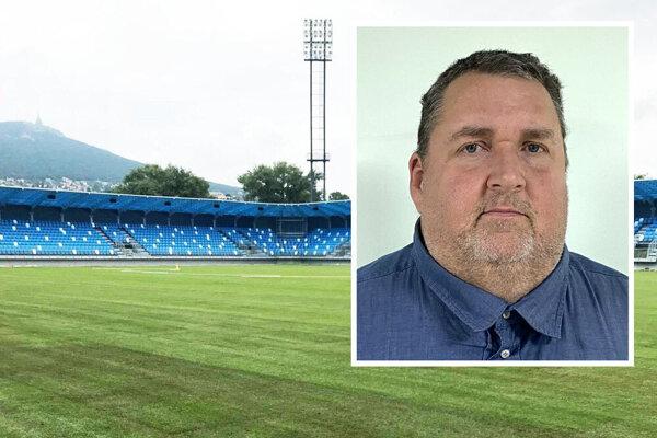 Roman Šmajstrla je fachman v odbore starostlivosti o futbalové trávniky.