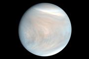 Venuša zachytená japonskou sondou Akacuki.