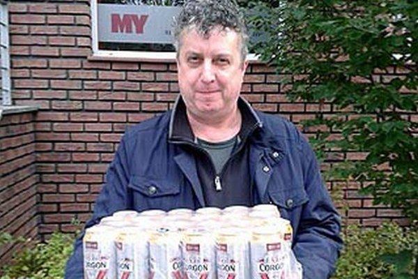 Pre kartón piva Corgoň od spoločnosti Heineken si odniesol víťaz 12. kola Ľubomír Novota zo Zlatých Moraviec.