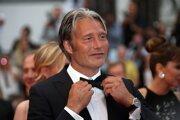 Dánsky herec Mads Mikkelsen.