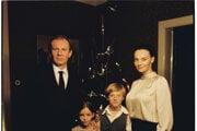 Filmová rodina Václava (Martin Finger) a Věry (Gabriela Mikulková) v snímke Slovo.
