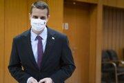 Martin Klus, štátny tajomník Ministerstva zahraničných vecí a európskych záležitostí SR.