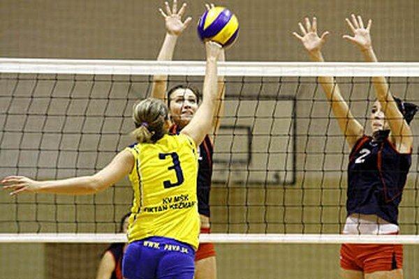 Ženy UKF dosiahli druhé víťazstvo v sezóne.