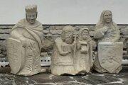 Diela z kamenárskeho plenéra v Oravskom Bielom Potoku.