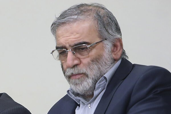 Mohsen Fachrizádeh bol považovaný za architekta iránskeho jadrového programu.