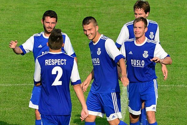 Šaľania strelili druhýkrát v sezóne päť gólov v zápase.