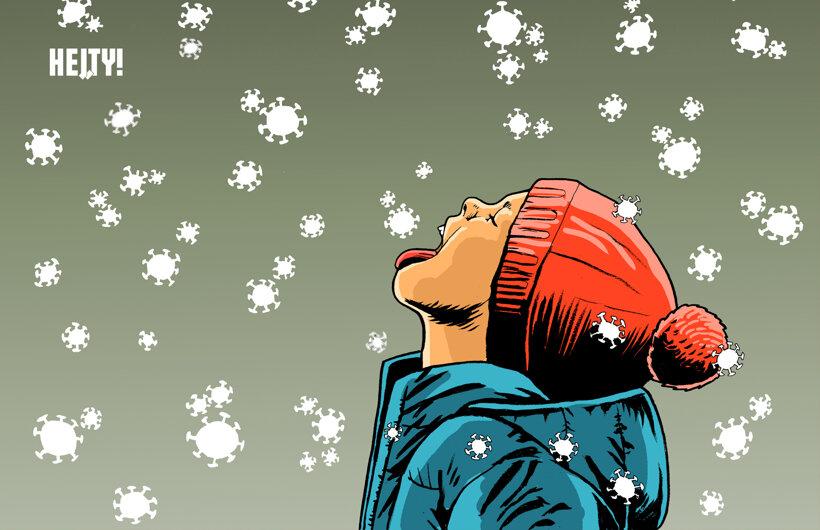 Zima (Hej, ty!) 1. decembra