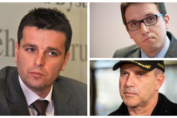 Lučanský sa s políciou dohodol, že príde na výsluch.
