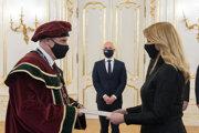 Prezidentka Zuzana Čaputová vymenovala rektora Vysokej školy zdravotníctva a sociálnej práce sv. Alžbety v Bratislave Juraja Benca.