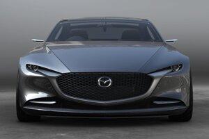 Koncept Mazda Vision Coupe z roku 2017.