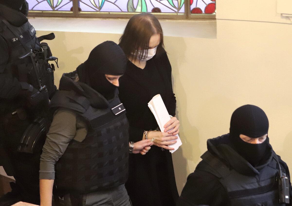 Vražda Basternáka: Zsuzsovú odsúdili na 21 rokov väzenia - SME