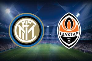 Sledujte futbal Inter Miláno - Šachtar Doneck, Liga majstrov LIVE stream dnes.