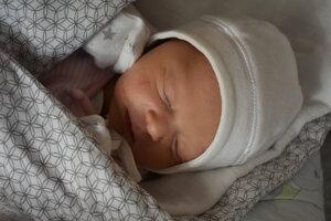 Hanka Minárechová (3050 g, 49 cm) sa narodila 27. novembra Jane a Borisovi z Nemšovej.