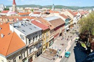 Košice chcú byť zelenšie.