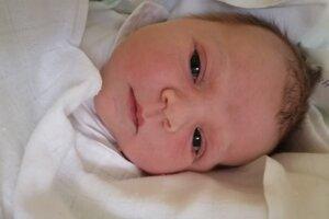 Mia Bartošová (3950 g a 50 cm) sa narodila 4. novembra rodičom Simone Jankulárovej a Radoslavovi Bartošovi z obce Lovce